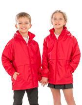 Junior Microfleece Lined Jacket