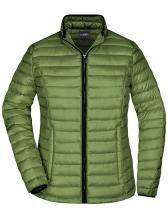 Ladies´ Quilted Down Jacket
