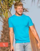 Fitness Men`s Shiny Marl T-Shirt