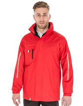 3-in-1 Transit Jacket with Printable Softshell Inner