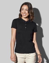 Sharon Henley T-Shirt for women