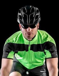 Men´s Bikewear Full Zip Performance Top